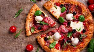Hvað er pizza steinn?