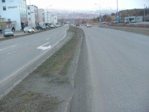 Mikil svifryksmengun á Akureyri