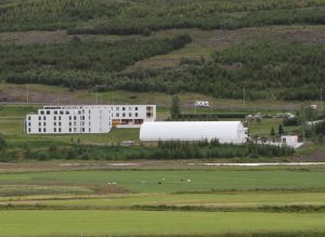 Breyta á heimavist Þelamerkurskóla í íbúðarhúsnæði.
