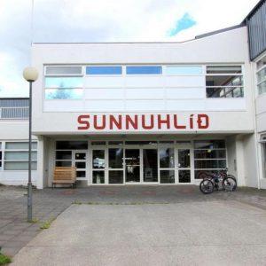 Fjör í Sunnuhlíð!