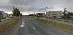 Söfnun fyrir fjölskyldu 7 ára stúlku sem varð fyrir bifreið á Akureyri